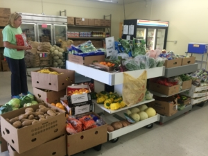 Aug 16 - store produce